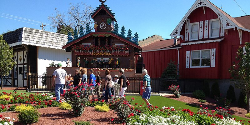 Dupont ForeverLawn Commercial Project for the World's Largest Cuckoo Clock, Sugarcreek, OH