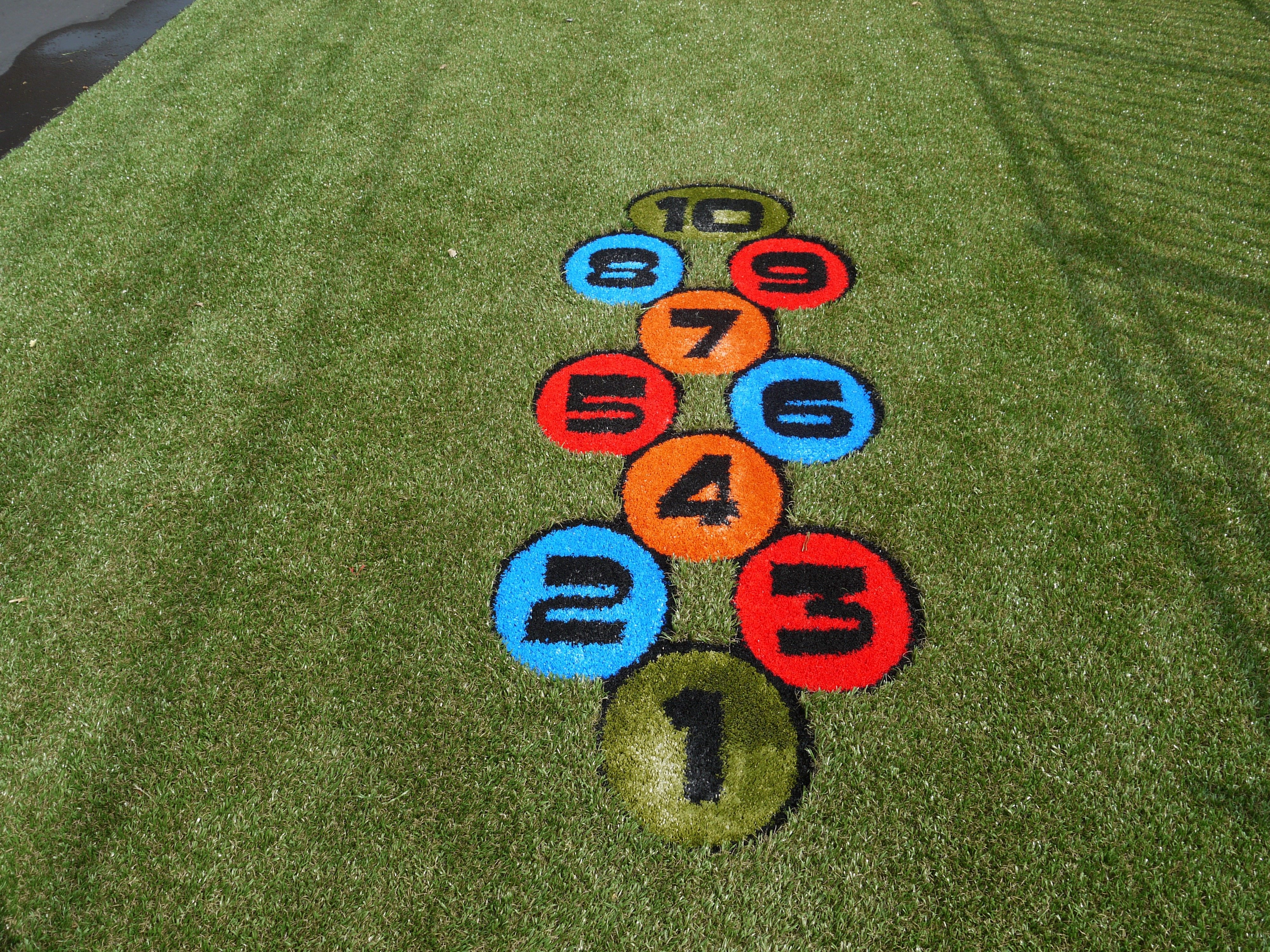Contact us to learn more about Playground Grass!